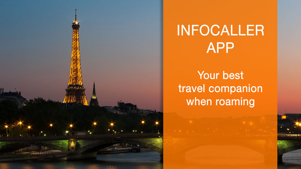 Infocaller Lite - Your best travel companion when roaming